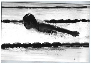 World Record, 440 IM, 1966 Jamaica