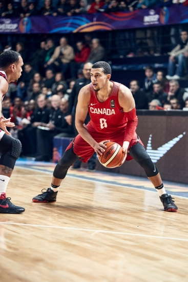 canada basketball rosters announced for 2018 commonwealth games